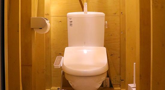 個別トイレ