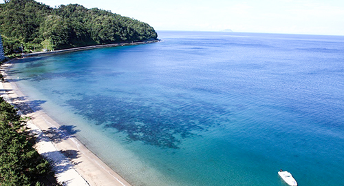 小松浜海水浴場
